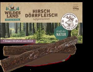 Hirsch Dörrfleisch
